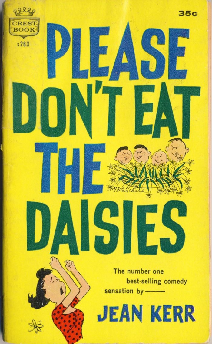 Please Don't Eat the Daisies book