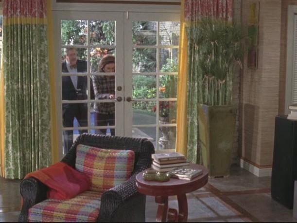 Rory's Pool house doors