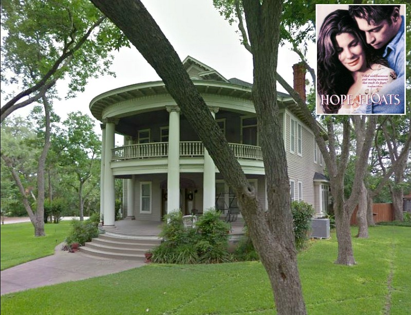 Sandra Bullock Hope Floats Movie House Smithville TX
