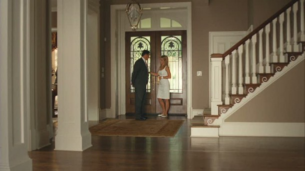 House Foyer Quiz : The tuohy house in quot blind side hooked on houses