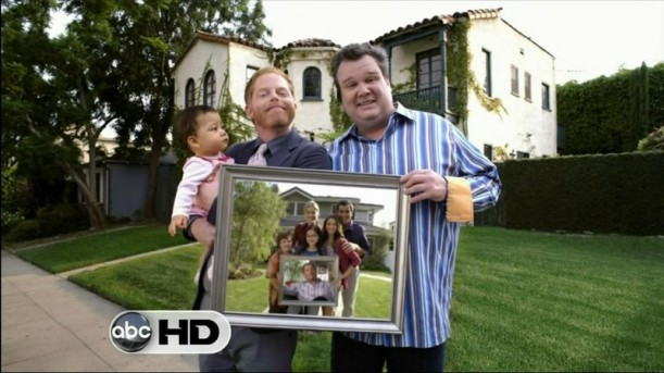 Mitchell and Cameron's house-Modern Family