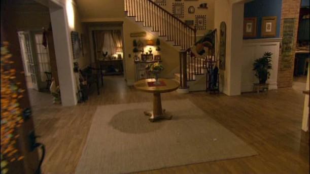 Regina's foyer