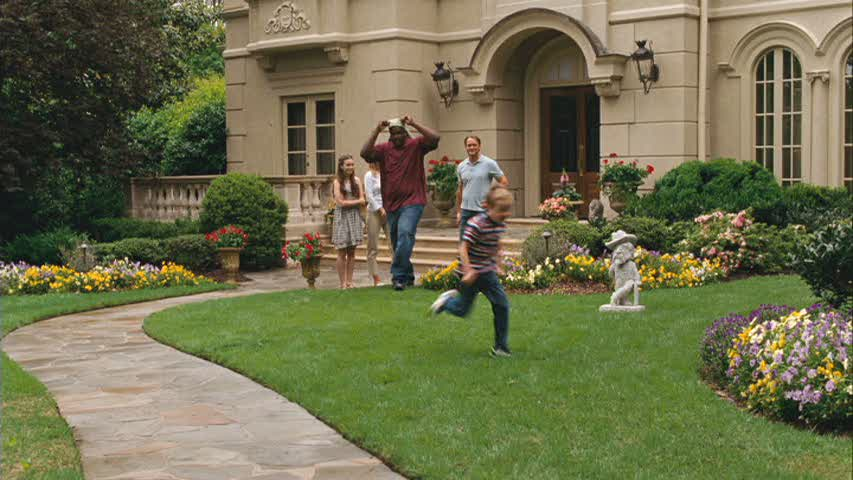The Blind Side movie Tuohy House