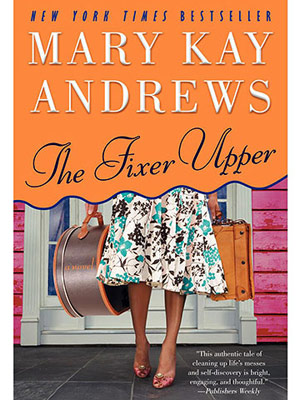 The Fixer Upper-book cover