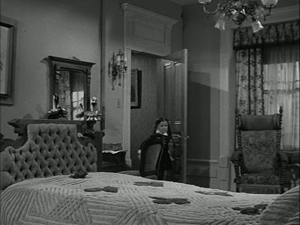 Wednesday\'s bedroom