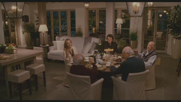 Amanda-dinner party