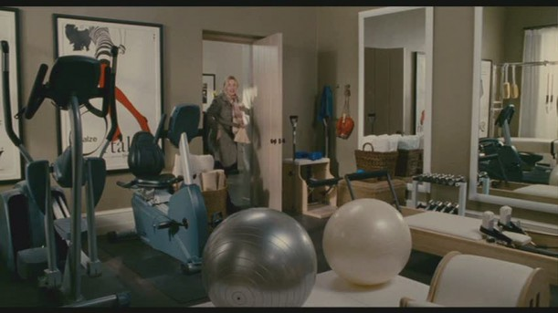 Amanda-exercise room