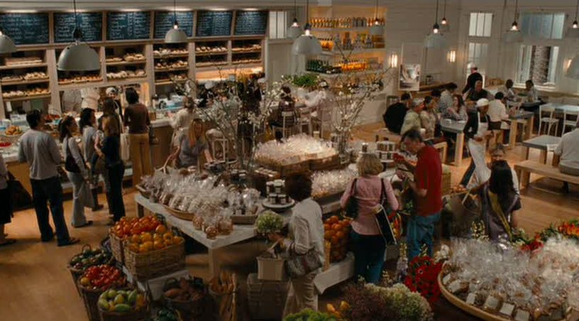 "Jane Adlers Bakery in ""Its Complicated"" Movie"
