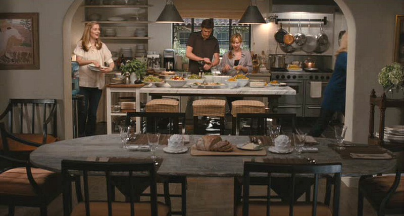 It's Complicated kitchen set design