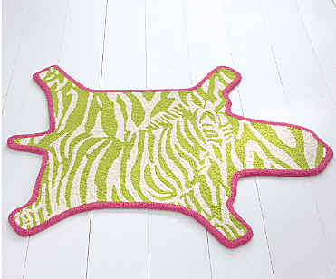 Lilly Pulitzer rug small
