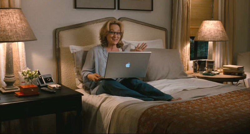 Meryl Streep bedroom It's Complicated