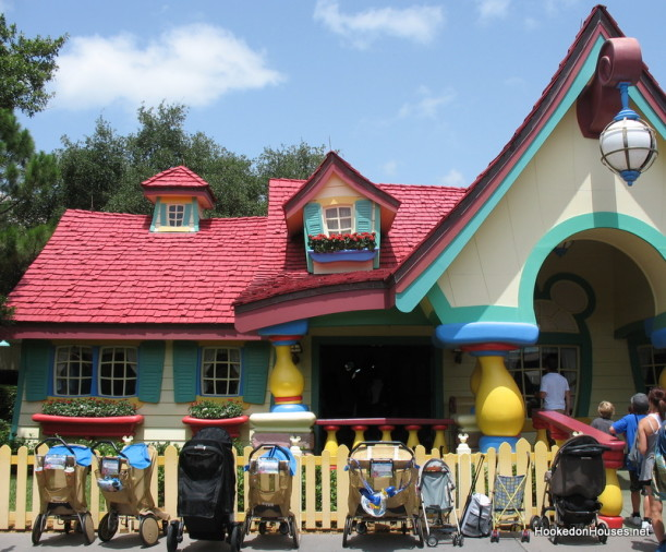 Mickey Mouse's House 3