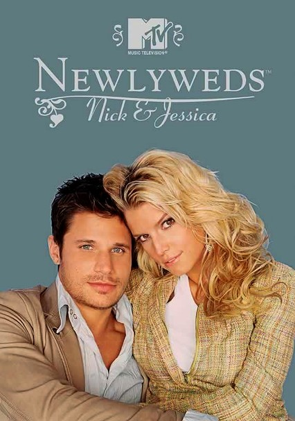 Nick Lachey and Jessica Simpson Newlyweds MTV