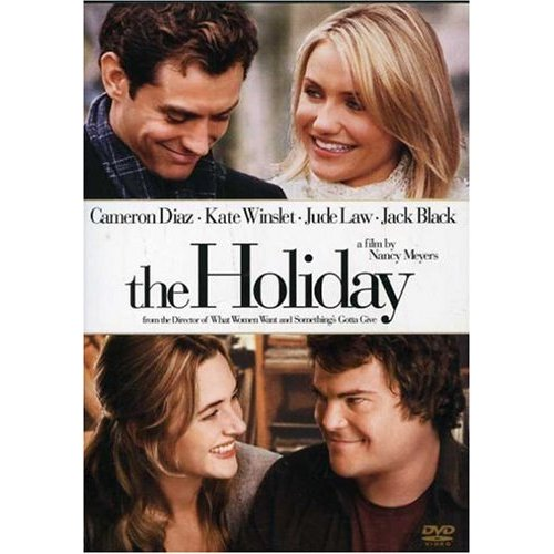 The Holiday-DVD cover