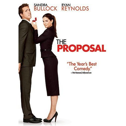 The Proposal DVD cover