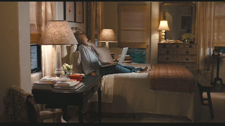 Jane's bedroom in It's Complicated