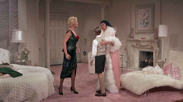 Auntie Mame bedroom 2