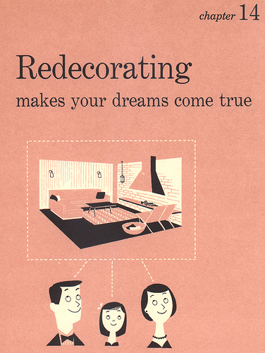 BHG 1956-Redecorating