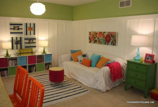 Julia's Playroom Sofa 8-10