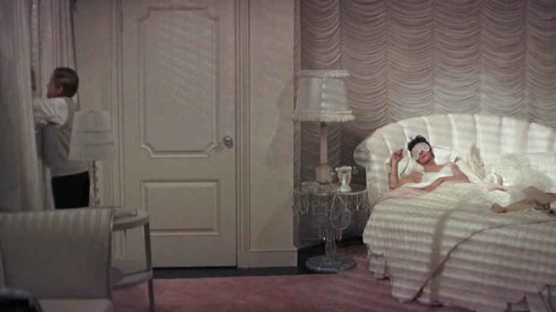 Mame\'s bedroom