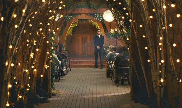 Ryan Reynolds Barn Wedding The Proposal Hooked On Houses