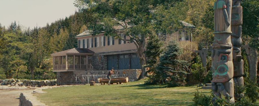 The Proposal Movie House and Barn Photos
