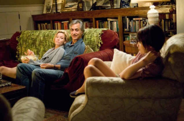 family room scene