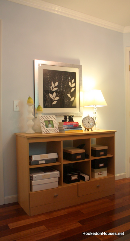 home office-console table