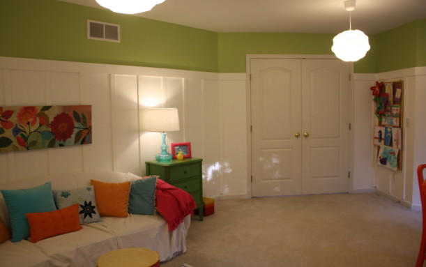 playroom doors