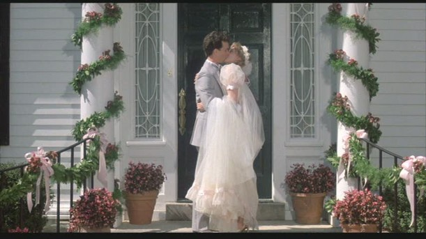 Tom Hanks-Shelley Long wedding