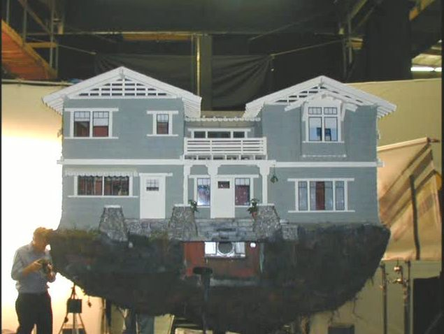 model house for Zathura