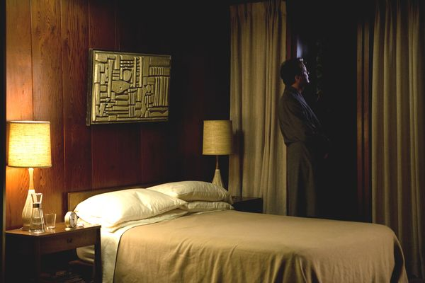 A Single Man-Colin Firth in bedroom