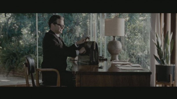 A Single Man-desk