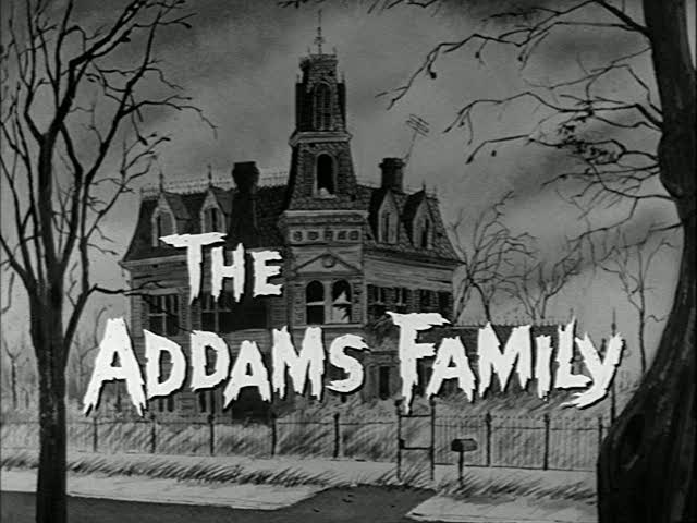 Addams Family opening credits