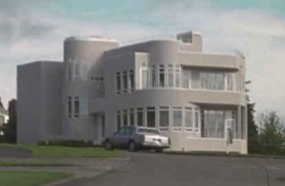 Dr. Mott's house