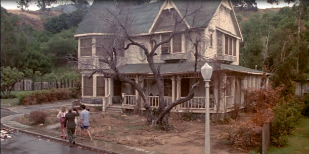 Halloween Movie House #2