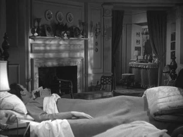 Mrs. Miniver's bedroom 1
