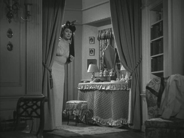 Mrs. Miniver's bedroom 2