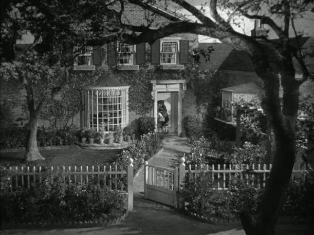 Mrs. Miniver's house-exterior