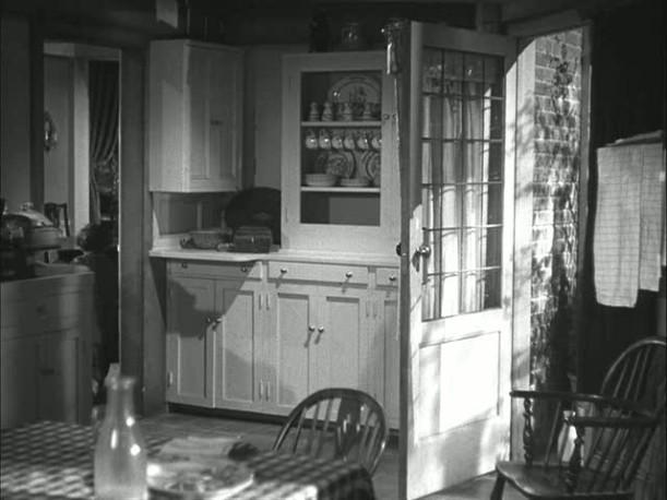 Mrs. Miniver's kitchen 2
