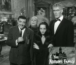 The Addams Family TV show house