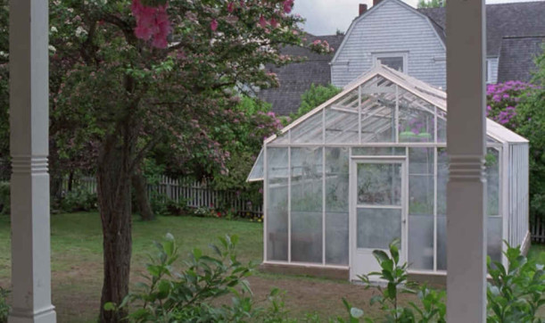 The Hand That Rocks the Cradle-greenhouse