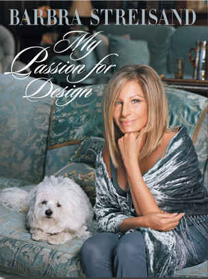 Barbra streisand 39 s dream home more house news hooked for Dream home book tour