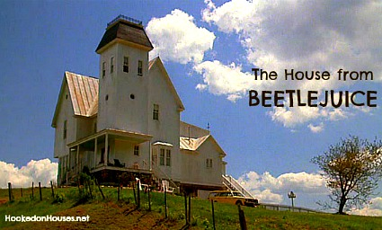 Beetlejuice movie house