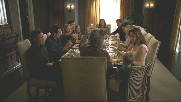 Brothers and Sisters-Walkers dining room