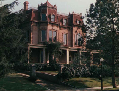 Classic Cheaper by the Dozen house ext