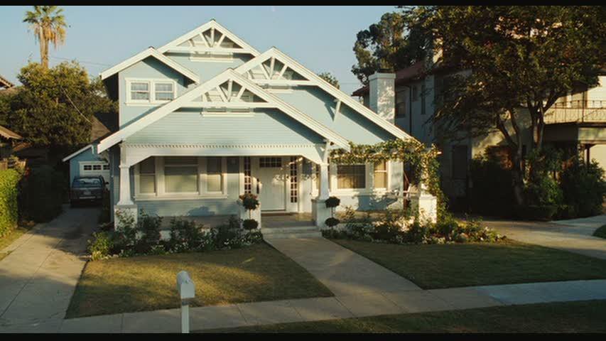Craftsman House You Me Dupree Movie