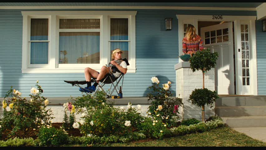 Craftsman House from You Me Dupree Movie Owen Wilson