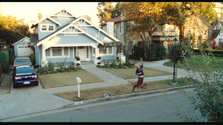 Craftsman House You Me Dupree Movie