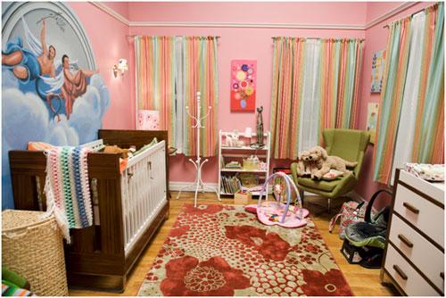 Modern Family-Lily's nursery